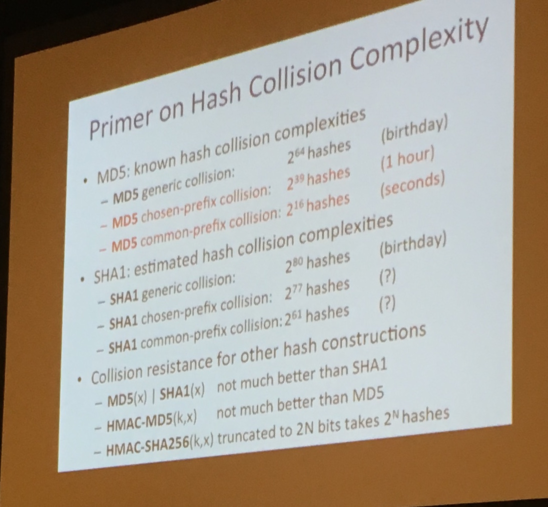 primer on collision